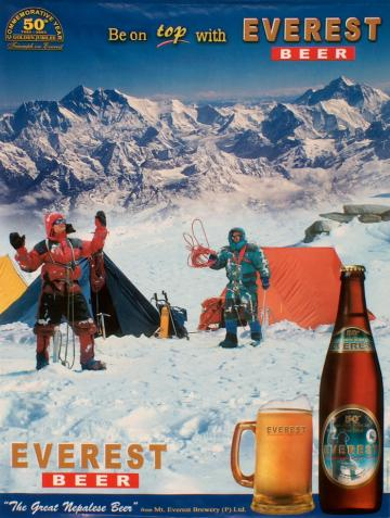 Everest Beer Nepal