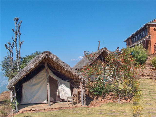 Kamperen Nepal