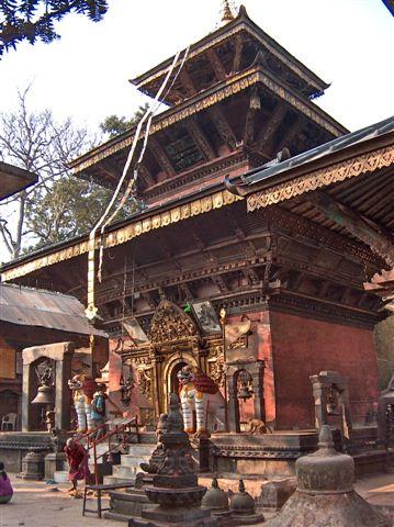 varja yogini tempel